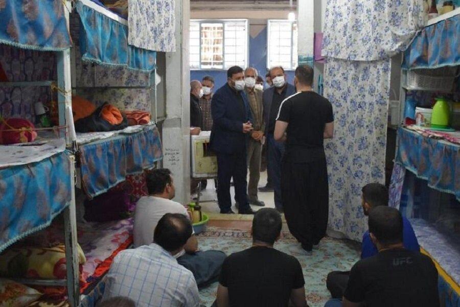 زیر ساخت زندان مرکزی کرمانشاه مشکل دارد