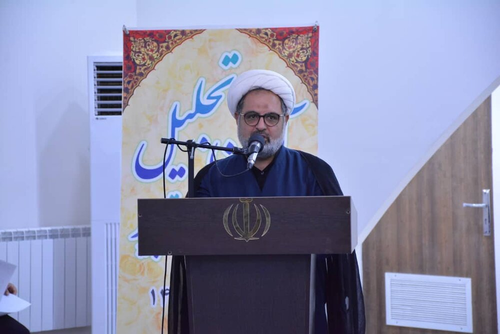 آئین تجلیل از هیئات مذهبی تبریز برگزار شد