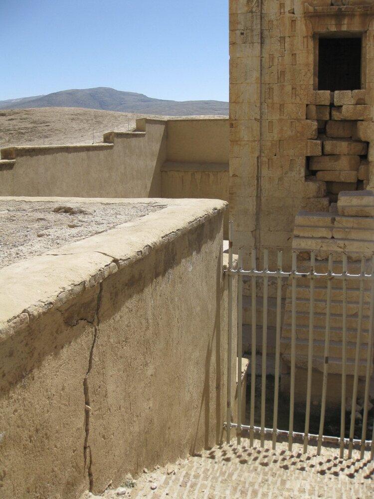 دوگانه برداشت آب و فرونشست در میراث جهانی فارس