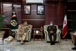 العميد أشتياني يؤكد على التعاون بين وزارة الدفاع ومنظمة الدفاع المدني لمواجهة التهديدات
