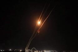الطائرات الاحتلال تشن سلسلة غارات على مواقع بقطاع غزة
