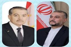 Iran FM congratulates Tajik counterpart on Independence Day