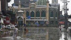 Pakistan sular altında!