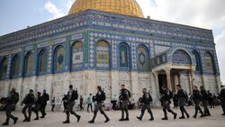 بریندار کردنی سێ سەربازی ئیسرائیلی لە قودس  بە چەقۆ
