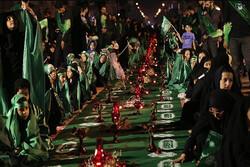 اعلام برنامههای مراسم عزاداری«حضرت رقیه(س)»