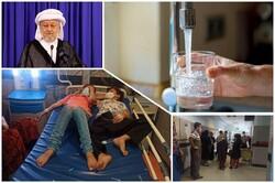 هشدار امام جمعه پاوه کارساز نبود/بیش از۱۸۰ مسموم به علت آلودگی آب