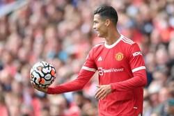 Cristiano Ronaldo da İngiltere'de benzin mağduru oldu