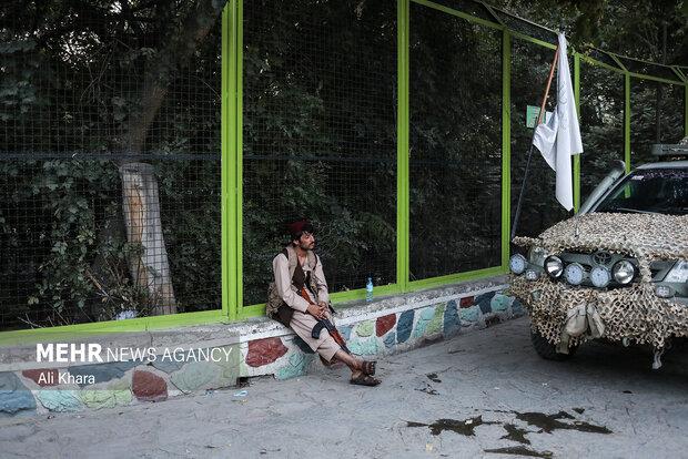 طالبان تسيطر بشكل كامل على كابل