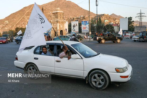 Kabul under control of Taliban