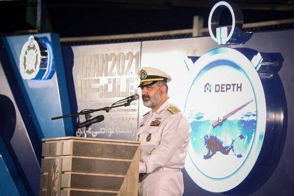 Iran Navy aims at ensuring security of economy at seas