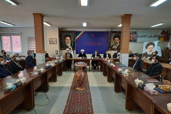 سرپرست جدید اداره تبلیغات اسلامی آذرشهر معرفی شد