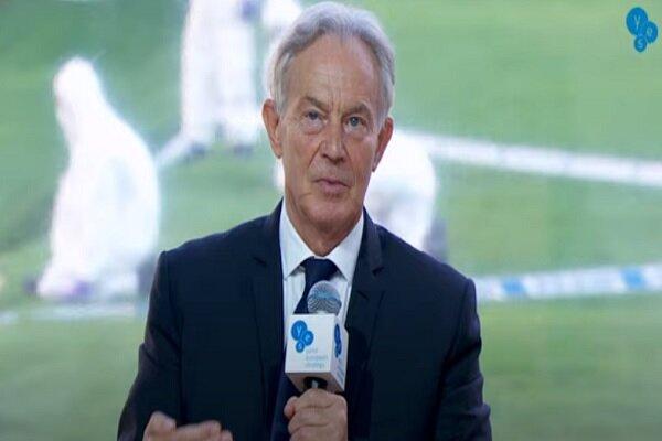 Blair says S. Arabia turning Islam into an ideology