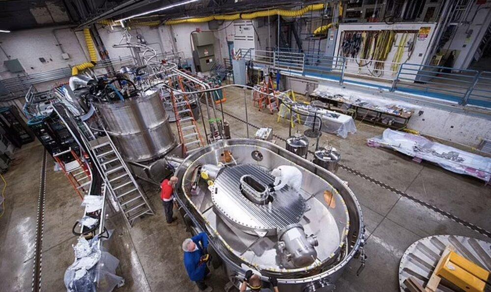 آهنربای قدرتمند برای راکتورهای همجوشی آزمایش شد