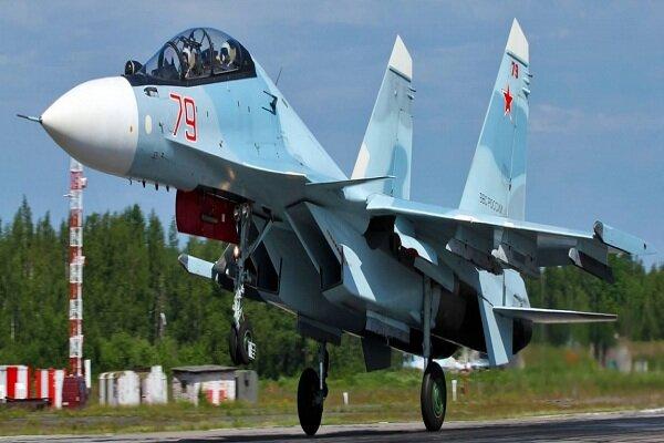 جنگندههای سوخو-۳۰ روسیه در بلاروس مستقر شدند