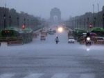 دہلی میں موسلا دھار بارش نے 46 برسوں کا ریکارڈ توڑ دیا