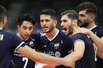 Iran defeats S Korea 3-0 in Asian volleyball c'ship
