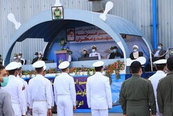 75th Naval Fleet welcomed by Army cmdr. (+VIDEOS)