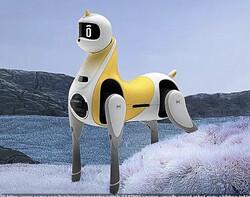 تک شاخ رباتیک و خودران برای کودکان طراحی شد
