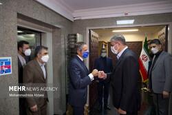 AEOI, IAEA chiefs hold meeting