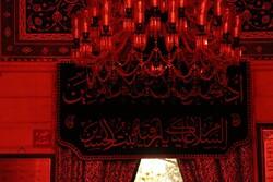 حال و هوای حرم حضرت رقیه(س) در شام شهادت