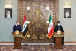 Reisi ve el-Kazımi'den ortak basın toplantısı