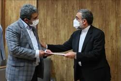 عباس هنرمند «معاون ارتباطات و اطلاعرسانی دفتر رئیسجمهور» شد