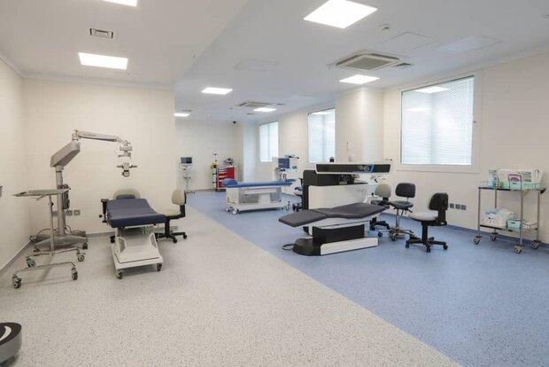 توسعه امکانات و تجهیزات پزشکی در مناطق جنوبی ایلام