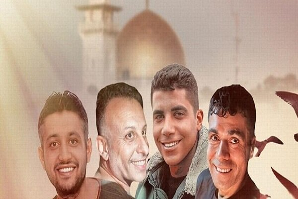 Zionists accuse 4 Palestinian fugitives of terrorism