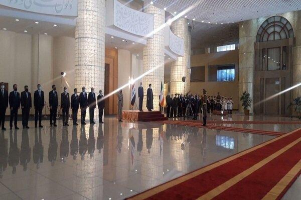 Irak Başbakanı Mustafa el-Kazımi Tahran'da