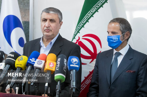İran, UAEA'ya izleme teçhizatının bakımına izin verdi