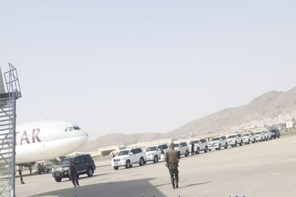 Qatari FM reportedly visits Kabul, meets Taliban leaders