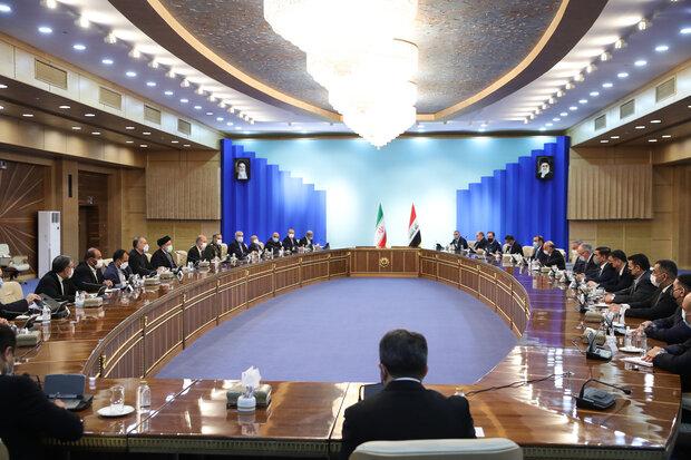 ايران والعراق تبحثان سبل توسيع العلاقات التجاريةبين البلدين