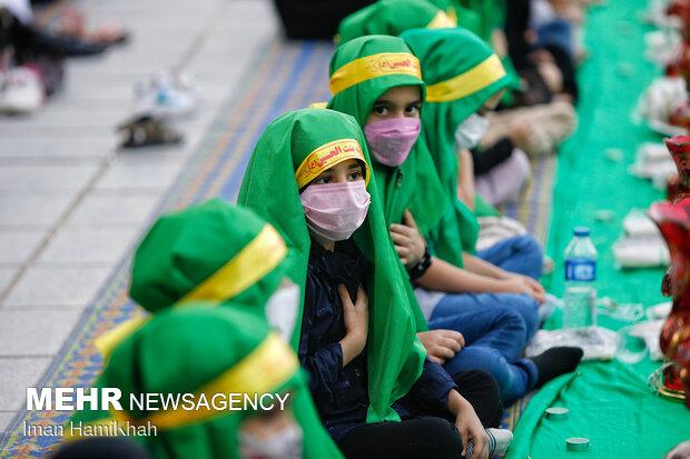 همایش سه ساله های حسینی در همدان