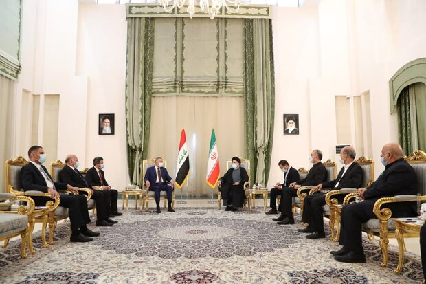 تهران از نقشآفرینی منطقهای عراق حمایت میکند