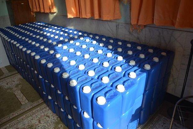 یونیسف ۳۲ میلیارد ریال اقلام بهداشتی به مدارس بوشهر اهدا کرد