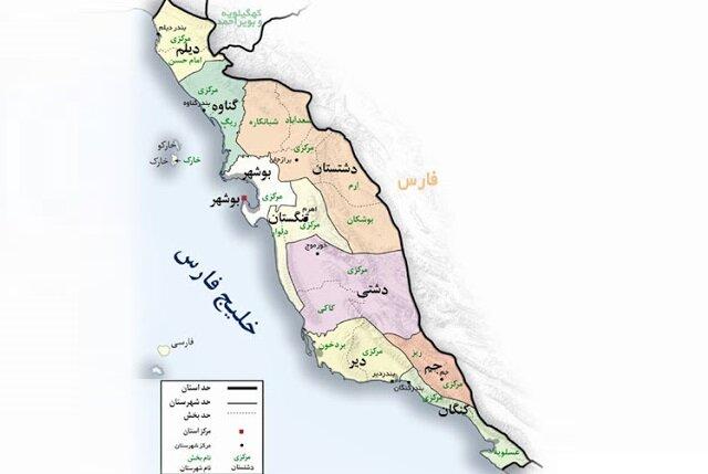 استان بوشهر به حق خود نرسیده است/ لزوم ارتقا به استانداری ویژه