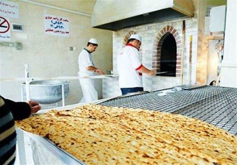 شناسایی و برخورد با ۲ نانوایی متخلف در کرمانشاه
