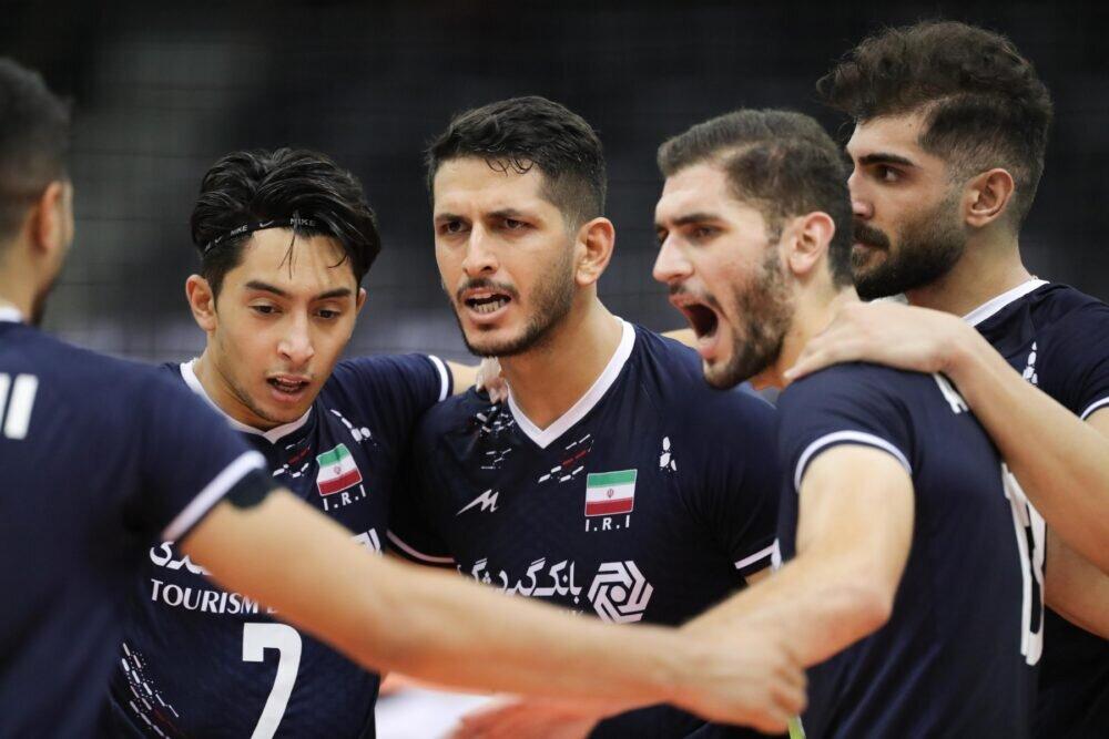 صدرنشینی ایران در پایان روز نخست/ نتایج کامل مسابقات