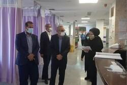 افزایش سرعت رسیدگی به بیماران در سنقر با راهاندازی درمان سرپایی