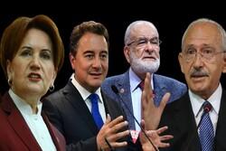 Hürriyet gazetesi Millet İttifakı'nın muhtemel liderler kabinesini açıkladı