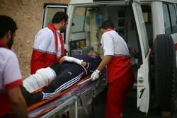یک نفر بر اثر زلزله در قوچان مصدوم شد