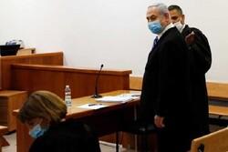 محاکمه نتانیاهو از سرگرفته شد