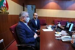نشكر تعاون اللجنة الاولمبية الايرانية في اصدار تراخيصالدخول للرياضيين الافغان