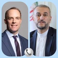 تأکید وزیر خارجه انگلیس بر تعهد عملی برای بازپرداخت مطالبات ایران
