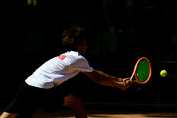 Final of Iranian Tennis competition League