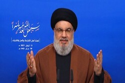 Nasrallah asks Lebanese to get away from Iran fuel convoy