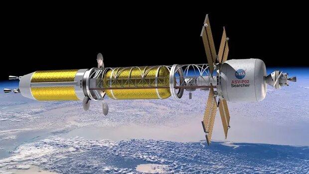 وزارت دفاع آمریکا در پی ساخت فضاپیماهایی هسته ای