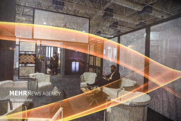 بیست و یکمین نمایشگاه بین المللی نمایشگاه صنعت ساختمان  در محل دائمی نمایشگاه بین المللی تهران در حال برگزاری است