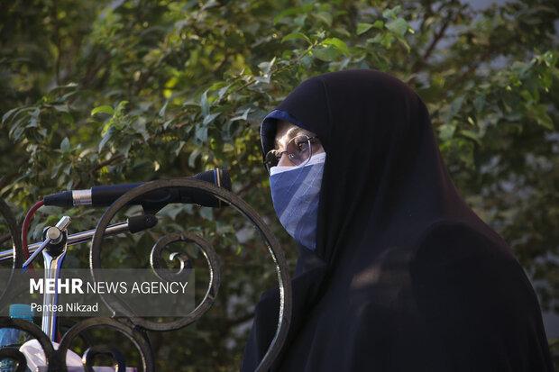 انسیه خزعلی معاون رئیس جمهور در امور زنان و خانواده در مراسم گرامیداشت زنده یاد دکتر طوبی کرمانی حضور پیدا کرد.