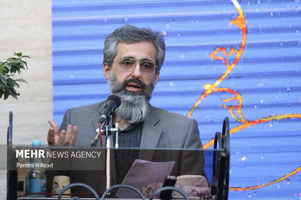 سخنرانی پیام شرقی، فرزند زنده یاد طوبی تهرانی در مراسم گرامیداشت زنده یاد دکتر طوبی کرمانی